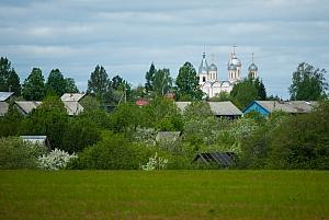 Успенская слобода и Паисиево-Галичский женский монастырь
