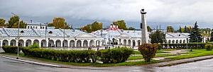 Центр Галича