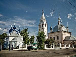 Церковь Василия Великого, Собор Введения во храм Пресвятой Богородицы