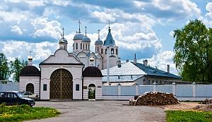 Успенский Паисиево-Галичский женский монастырь