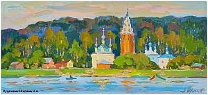 Художник Шалаев Н.А.