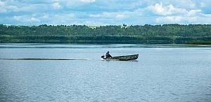 Галичское озеро - июнь 2020
