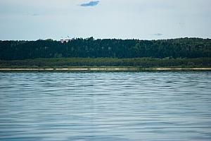 Галичское озеро, Монастырь в Умилении