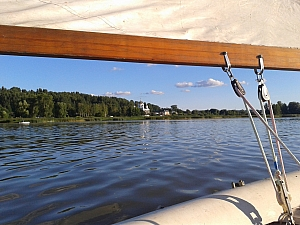 День ВМФ на Галичском озере
