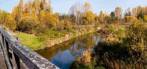 река Вёкса Галичский район