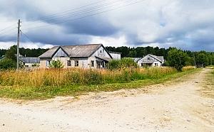 Деревня Аксёново Галичский район