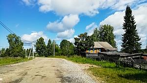 Село Берёзовец Галичский район