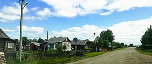 деревня Чёлсма Галичский район