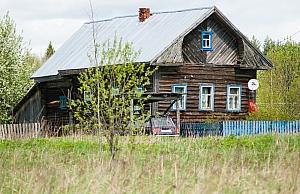 деревня Федурново Галичский район