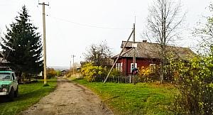 Село Кабаново Галичский район