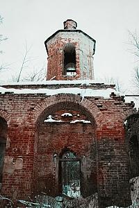 Церковь Иконы Божией Матери Владимирская в Никольском